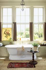 Mirrors That Look Like Windows by 65 Calming Bathroom Retreats Southern Living
