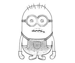 free coloring pages minions coloring pages minions pages banana