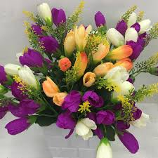 Decorative Flowers For Home by Online Get Cheap Silk Magnolia Flowers Aliexpress Com Alibaba Group