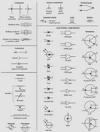 iec wiring diagram symbols