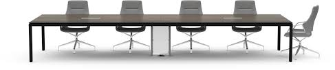 White Conference Table Miro Tables Watson