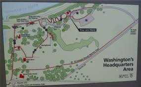 Washington Trail Maps gone hikin u0027 valley forge national historical park pa mount