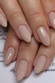 100 stunning wedding nail art desgins glitter wedding nails