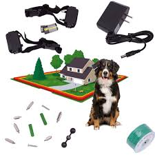 australian shepherd electric fence w 227 waterproof electric fencing system with dog shock collar pet