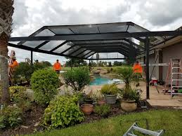 Patio Enclosures Tampa Clear View Screen Enclosures Commercial Residential Aluminum