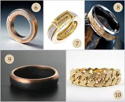 Gold Wedding Rings For Men by 15 Gold Engagement Rings For Men That Are Absolutely Unique