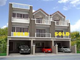 townhouse design house for sale scout area tomas morato quezon city quezon city