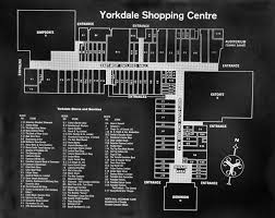 eaton centre floor plan slideshow seven vintage photos of yorkdale when it first opened