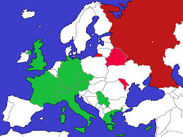 Europe Russia Map European Countries Exporting Arms To Russia And To Ukraine