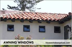 Awning Windows Prices Pricing By Style House Windows Prices