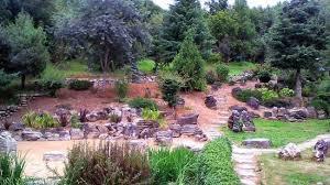 The Royal Botanic Gardens Rock Garden As Seen From Above Picture Of Royal Botanical Garden