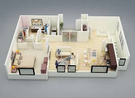 1 Room Apartment Design Bedroom House Design With Inspiration Ideas 244 Fujizaki
