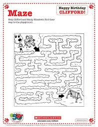 clifford coloring pages 109 best clifford the big red dog printables images on pinterest