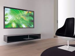 wall mounted tv cabinet with built in speakers zero zero by res