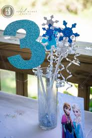 Table Decoration Ideas For Birthday Party by Frozen Birthday Party Frozen Invitation Frozen Invite Frozen