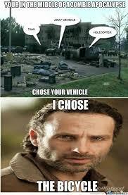 Walking Dead Season 1 Memes - coral walking dead rick meme he has the excuse of head