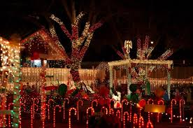 don u0027t miss the best christmas light display in pasadena houston