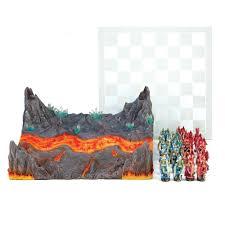 theme chess sets modern dragon chess set dawn of battle theme chess set