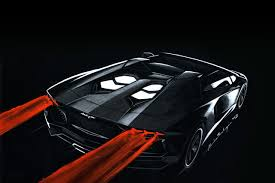 lamborghini aventador sketch official lamborghini reveals the aventador roadster page 4