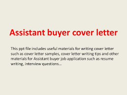 Purchasing Assistant Resume Assistantbuyercoverletter 140305033501 Phpapp01 Thumbnail 4 Jpg Cb U003d1393990526