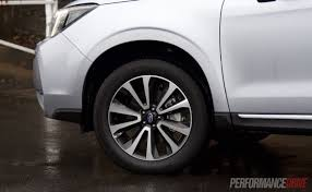 subaru forester 2016 2016 subaru forester xt premium review video performancedrive