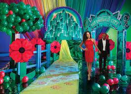 Wizard Of Oz Bedroom Decor Wizard Of Oz Event Theme Shindigz