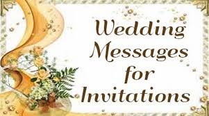 wedding invitation messages wedding messages for invitations wedding invitation wording sles