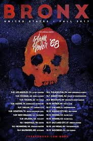 the bronx announce us headlining tour with plague vendor u002768