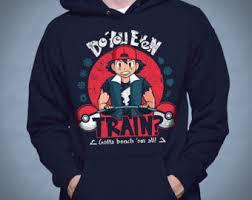 pokemon hoodie etsy