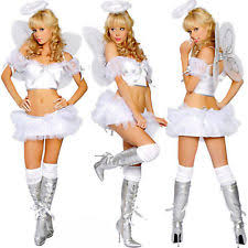 Angel Costumes Halloween Roma Angel Costumes Women Ebay