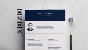 free template for resume 25 best free indesign resume templates updated 2018