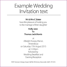formal wedding invitations wording formal wedding invitation date