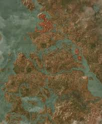 The Witcher 3 World Map by Places Of Power Map The Witcher 3 Wild Hunt Maps U0026 Quests