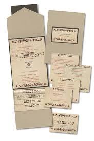 wedding pocket invitations marialonghi com