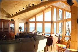 north shore log home duluth mn anderson hammack construction