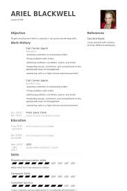 Resume Examples For Call Center Customer Service by Call Center Agent Resume Samples Visualcv Resume Samples Database