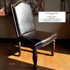 leather dining room chairs on sale in brown dining room chairs