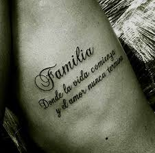tattoos for family quotes tattoos getattoos us