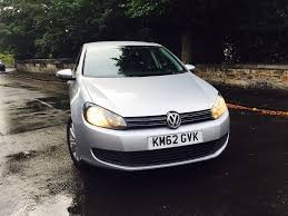 volkswagen golf 2 0 tdi match 140 bhp bluemotion 2012 new shape 1