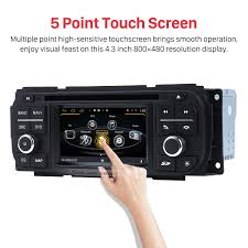 seicane s09201 gps radio android 4 4 4 for 2002 2006 chrysler