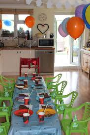 Decoration Ideas For Birthday Party At Home Gruffalo Birthday Party Ideas Mudpiefridays Com