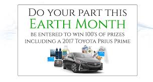win a toyota prius win a toyota prius prime worth up to 32 100 00 take the my