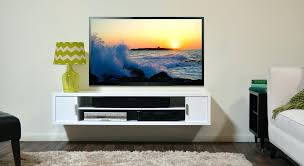 Simple Lcd Wall Unit Designs Tv Wall Mount Cabinet