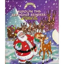 rudolph red nosed reindeer retelling animated