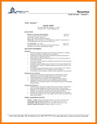 Volunteer Examples For Resumes by 100 Volunteer For Resume 100 Proper Font For Resume Sample