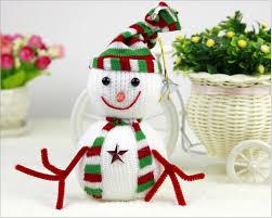tree decoration items list snowman merry tree