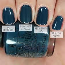 opi comparisons washington d c collection peachy polish