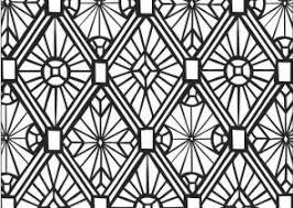 mosaic coloring pages coloring4free com