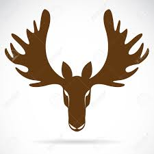 10 747 deer head stock illustrations cliparts and royalty free