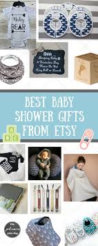 top baby shower gifts best baby shower gifts from etsy manzanita